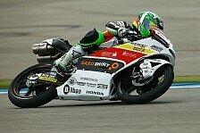 Moto3 - Aufholjagd beim Racing Team Germany
