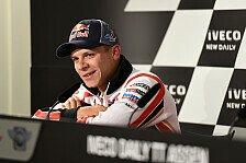 MotoGP - Bradl spricht Klartext über Vertragspoker