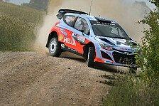 WRC - Hänninen: Ich verspüre nicht mehr Druck als sonst