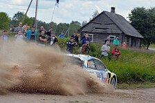 WRC - Mikkelsen muss 5.000 Euro Strafe zahlen