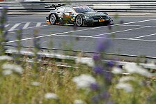 DTM - Wickens holt zweite Mercedes-Bestzeit am Norisring