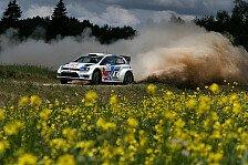 WRC - Ogier bleibt in Polen an der Spitze