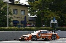 DTM - Norisring: Die Audi-Fahrer nach dem Qualifying