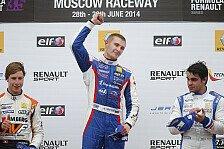 WS by Renault - Bilder: Russland - 9. & 10. Lauf