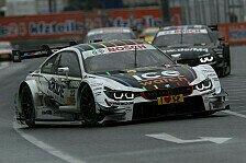 DTM - Norisring: Die BMW-Fahrer nach dem Rennen