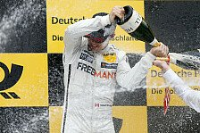DTM - Norisring: Die Mercedes-Fahrer nach dem Rennen