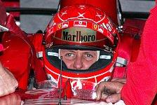 Formel 1 - 93% der Deutschen glauben an weiteren Schumacher-Titel