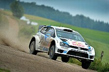 WRC - Sebastien Ogier: Ich spüre keinen Druck