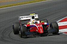 WS by Renault - Merhi siegt, Sainz und Rowland kollidieren wieder