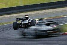 WS by Renault - Sainz sichert sich auf dem Nürburgring die Pole
