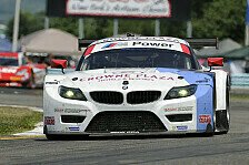 USCC - BMW Team RLL in Austin vor 50. Podium