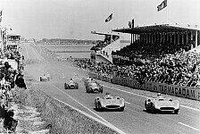 Formel 1 - Doppelsieg bei Premiere des Mercedes-Benz W 196 R