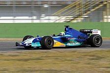 Formel 1 - Testing Time, Tag 5: Testauftakt in Imola