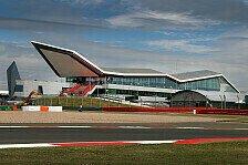 Baustelle Silverstone: Droht der Verlust des britischen GP?
