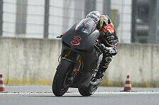 MotoGP - Biaggi schließt Aprilia-Test ab