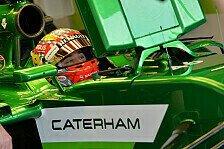 Formel 1 - Robin Frijns & Caterham: Vertrag beendet