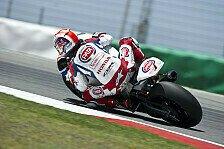 Superbike - Rea gibt die Pace im entscheidenden Training vor