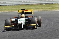 GP2 - Daniel Abt holt ersten Punkt