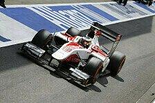 GP2 - Thriller! Vandoorne mit 0 Vorsprung auf Pole
