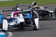 Formel E - Dragon Racing: Servia ersetzt Conway