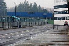 Formel 1 - Testing Time, Tag 6: Sauber verliert gegen das Wetter
