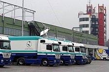 Formel 1 - Bilder: Imola-Testfahrten ab dem 19.01.2005