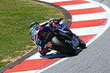 Superbike - Enttäuschung für Suzuki