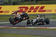 Formel 1 - Lotus Vorschau: Großbritannien GP