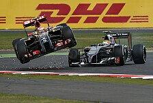 Pastor Maldonado arbeitet an Formel-1-Comeback in Saison 2017