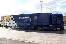 Formel 1 - Reifen: Kein Rutschen und keine Explosionen