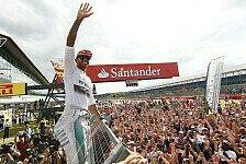 Formel 1 - Silverstone: Die Tops & Flops