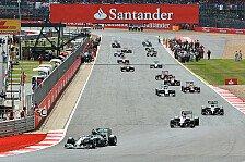 Formel 1 - Bilderserie: Großbritannien GP - Statistiken zum Rennen