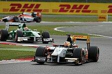 GP2 - Kein Verständnis für Pirelli