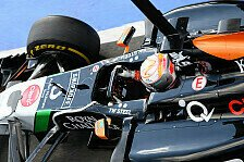 Formel 1 - Juncadella buhlt um Force-India-Cockpit
