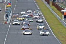 Blancpain GT Serien - Rast knackt Buhk zum Zandvoort-Sieg