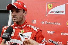 Formel 1 - Di Montezemolo: 3. Ferrari war für Bianchi