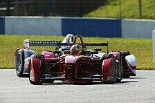 Formel E - ABT Sportsline happy mit Tests und neuem Partner
