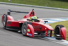 Formel E - Peking: Di Grassi gewinnt die Premiere