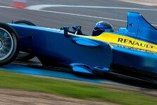 Formel E - Putrajaya: Prost verliert Pole nach Strafe