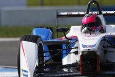 Formel E - Brabham ersetzt Montagny bei Andretti