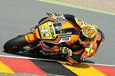 MotoGP - Aleix Espargaro im Motocross-Stil zu Rang sechs