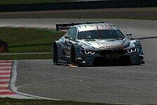 DTM - BMW: Wittman wurde behindert