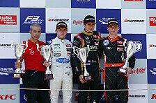 Formel 3 EM - Ocon gewinnt erstes Moskau-Rennen