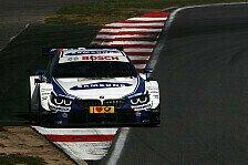 DTM - Fahrer freuen sich über längere Strecke