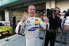DTM - Martin hat den Sieg im Visier