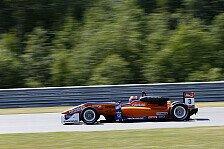 Formel 3 EM - Mücke in Moskau knapp am Podium vorbei