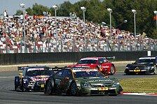 DTM - Moskau: Mercedes-Stimmen nach dem Rennen