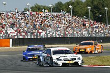 DTM - Mercedes: Schadensbegrenzung statt Debakel