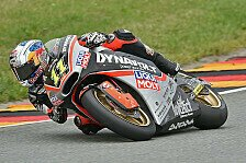 Moto2 - Sandro Cortese: Stärker nach Verletzung