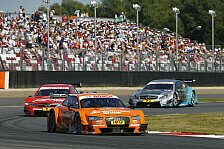 DTM - Audi-Chaos: Piloten schießen sich gegenseitig ab